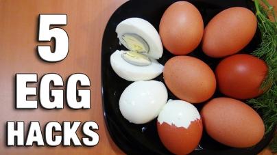 5 amazing egg hacks you need to know