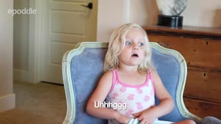 Dad Interviews Clueless Toddlers About Sports