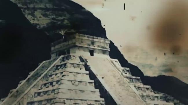 Proyecto Coelacanth 8867: Viajes temporales interdimensionales transespecie de un universo paralelo?
